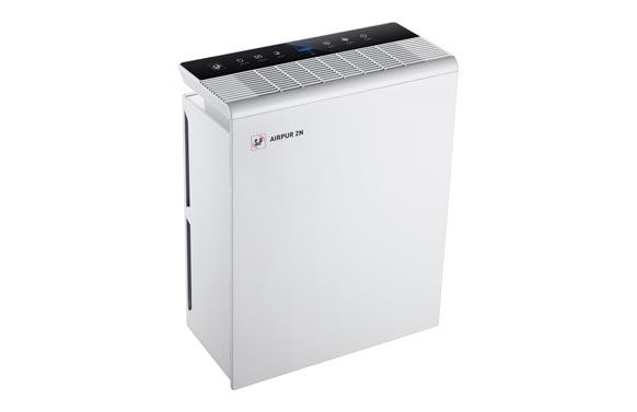 Purificador de aire s&p portatil 60w filtro hepa y carbon activo