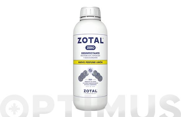 Desinfectante microbicida fungicida 1 l aroma limon