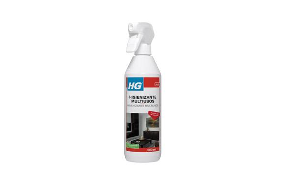 Limpiador higienizante multiusos 500 ml