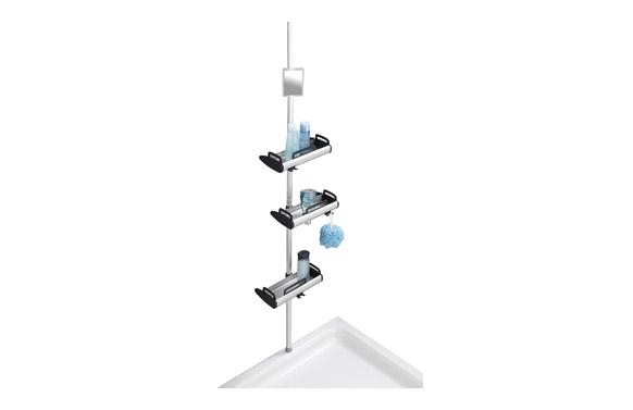 Rinconera telecóspica line 30 x 17 x 70-260 cm