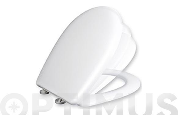 Tapa wc naya comfortclean blanca 36,1 cm x 40 min - 45,5 max