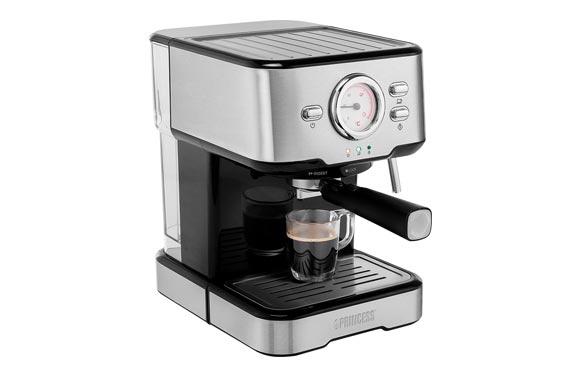 Cafetera espresso 20 bar 1100 w 1,5 l