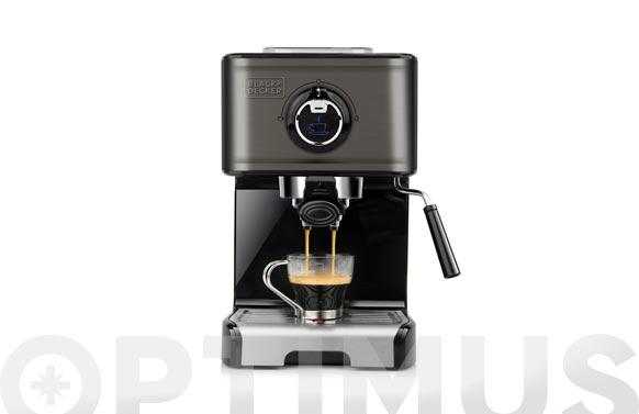 Cafetera espresso 15 bar