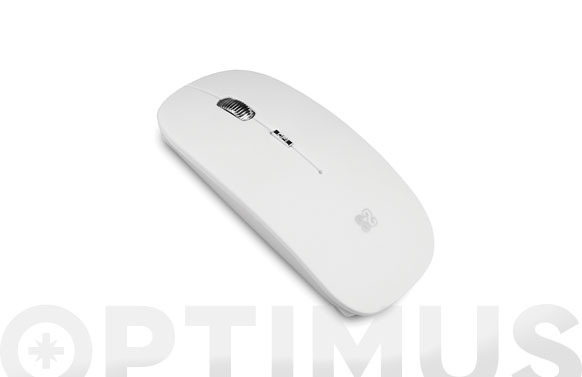 Mouse inalambrico bluetooth blanco