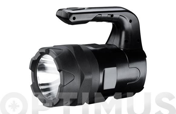 Linterna foco indestructible 6w - 6aa incl.