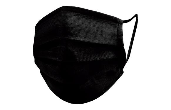 Mascarilla higienica reutilizable lavable negra