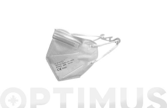 Mascarilla proteccion ffp2 50 unidades no reutilizable