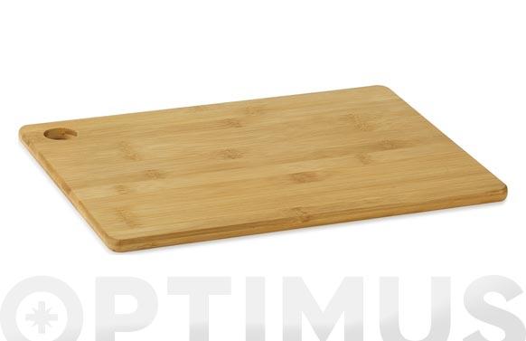 Tabla corte bambu 38 x 29,5 x 1 cm