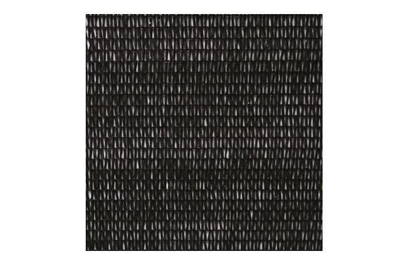 Malla ocultacion 90% 1,5 x 5 mt ng/negro