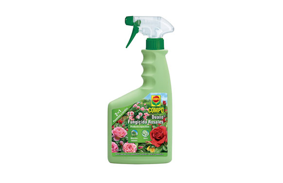 Fungicida rosales 750ml