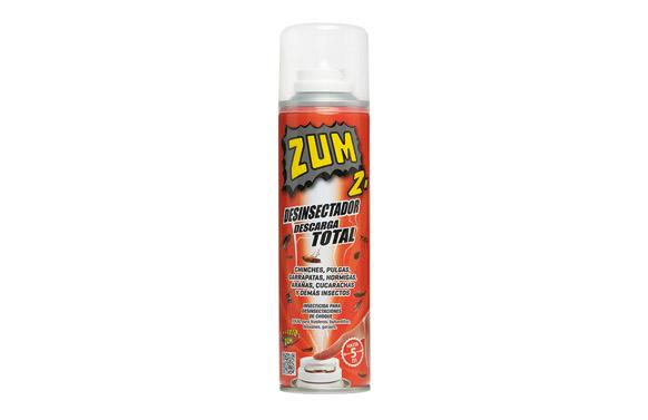 Insecticida descarga total 250 ml