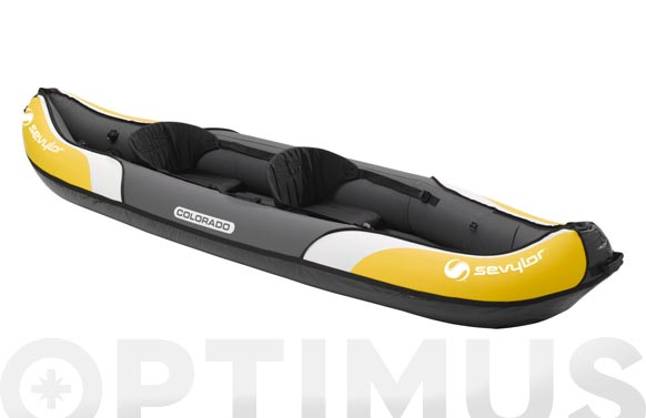 Kayak colorado kit 2 personas