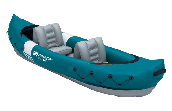 Kayak sevylor tahaa 2 personas