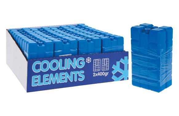 Acumulador frio rigido 2 piezas