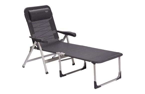 Cama aluminio reforzada con almohada