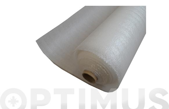 Espuma foam 2 mm blanco + polietileno 1.2 x 25 m
