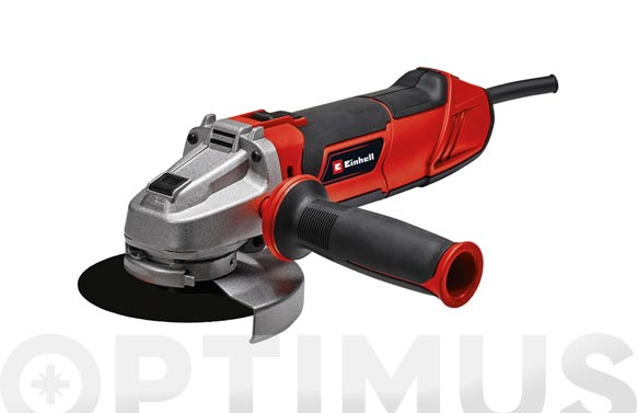 Amoladora expert te-ag 125/1010 ce q (electronica) 125 mm 1010 w 220 v