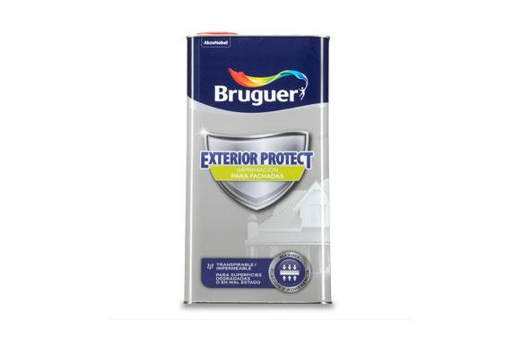 Imprimacion exterior protect 5 l