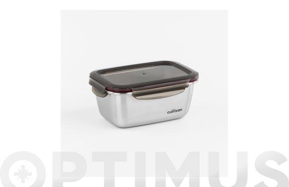 Contenedor alimentos inox micro hermetico 98 cl
