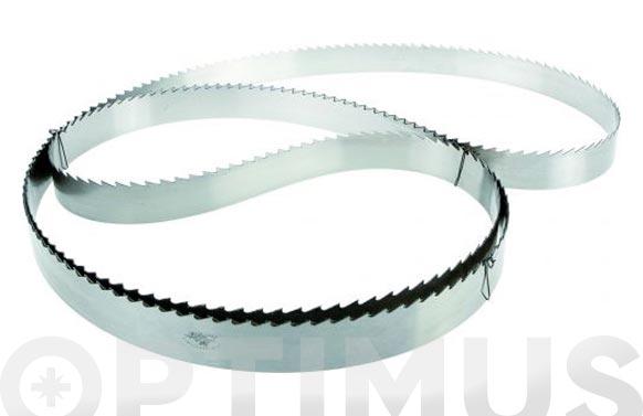 Cinta de sierra 1425 x 6,35 x 0,3 mm z6 para sierra de cinta ref. 9705280