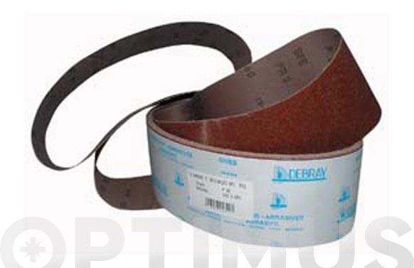 Banda tela oxido aluminio t33x 100 x 690- 80