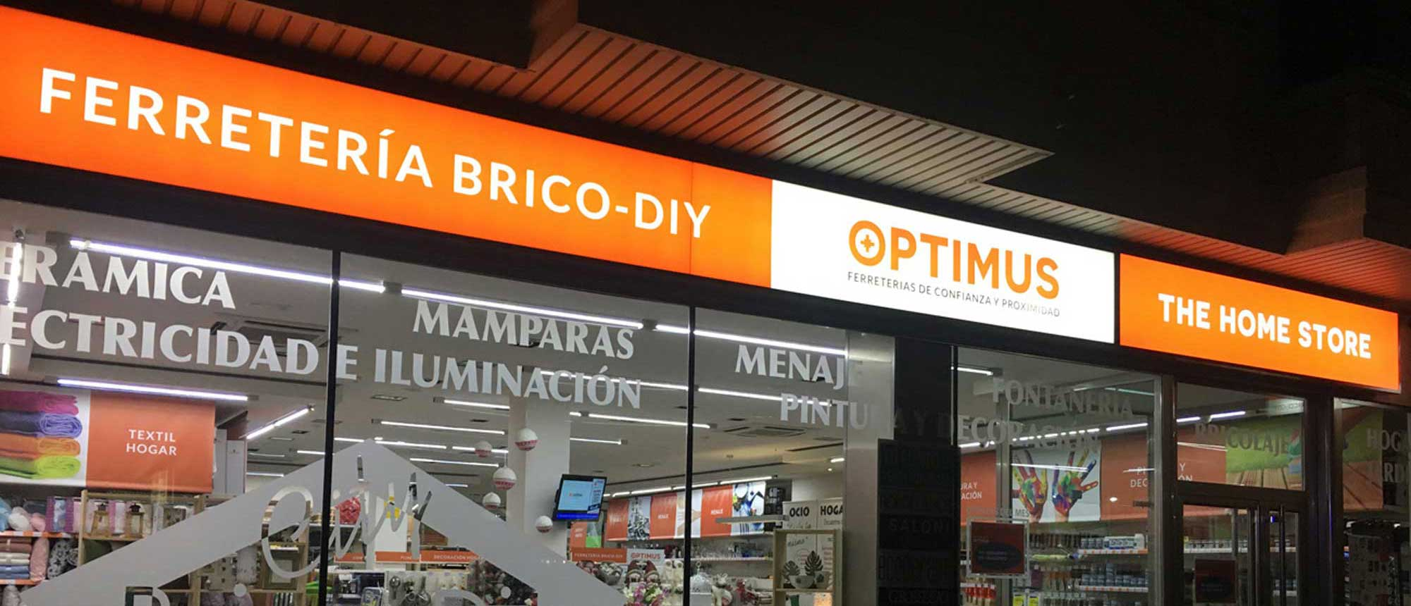 BRICO-DIY  THE HOME STORE